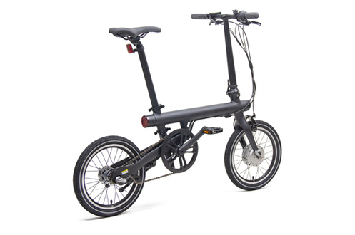 MI SMART ELECTRIC FOLDING BIKE PLIABLE