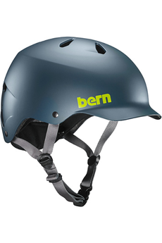 Casque et protection Bern Watts EPS Matte Muted Teal - Small