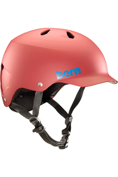 Casque et protection Bern Watts EPS Matte Red - Small