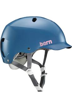 Casque et protection Bern Lenox EPS Satin Indigo - Small