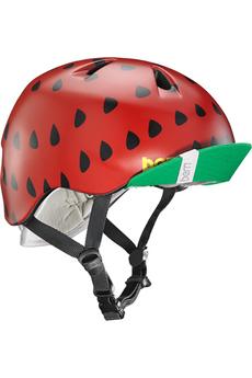 Casque et protection Bern Nina Satin Red Strawberry w/ Flip...