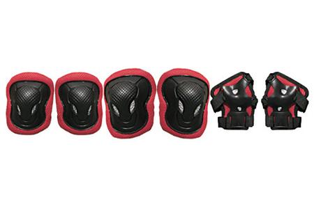 casque et protection urban glide kit de protection pour. Black Bedroom Furniture Sets. Home Design Ideas
