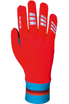 Accessoires glisse urbaine Wowow Lucy Gloves - Fluo Red - L