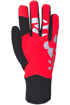 Accessoires glisse urbaine Wowow Thunder Gloves - Fluo Red -...