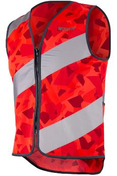 Accessoires glisse urbaine Wowow Urban Rysy Jacket - Fluo Red...