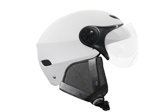 Casque et protection Yeep.me Casque H30 vision LED cool grey...