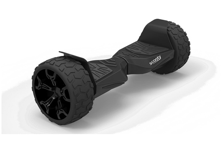 hoverboard gyropode scooty r12 tout terrain darty. Black Bedroom Furniture Sets. Home Design Ideas
