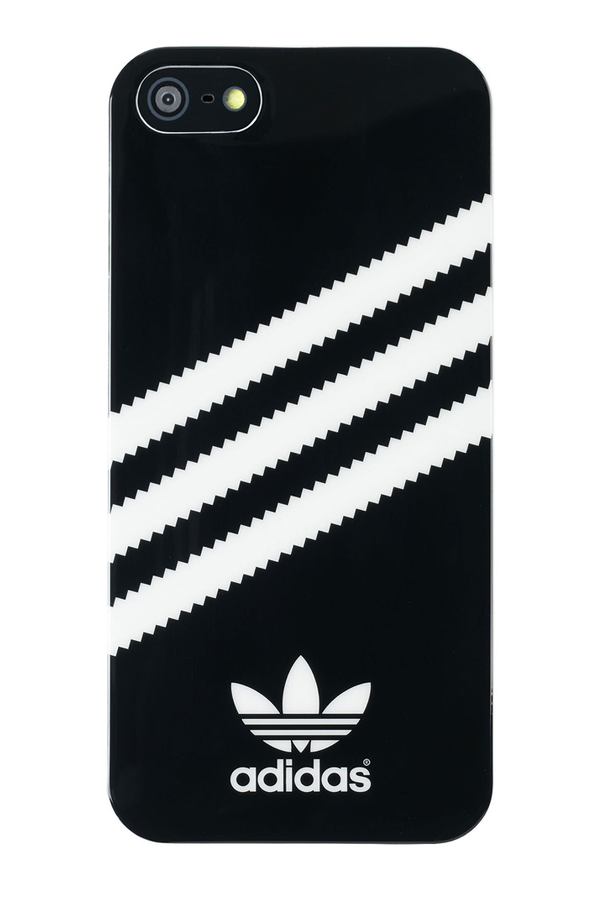 Adidas Blanche Rayure Noir
