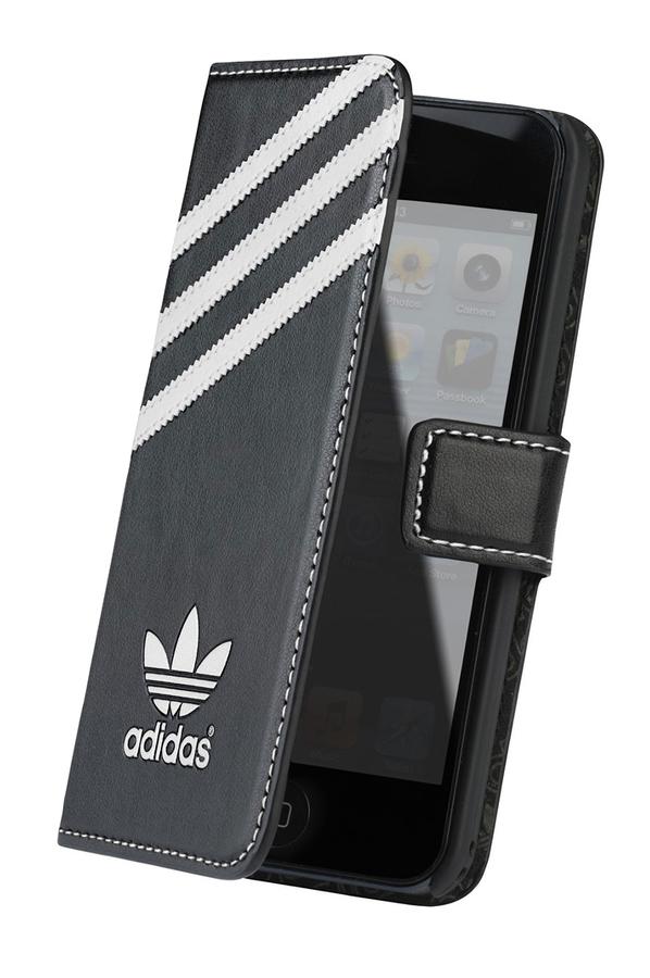 housse pour iphone adidas etui folio adidas iphone 5 5s. Black Bedroom Furniture Sets. Home Design Ideas