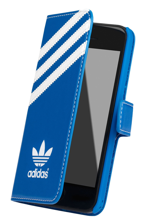 Housse pour iphone adidas etui folio cuir iphone 5 5s for Housse cuir iphone 5