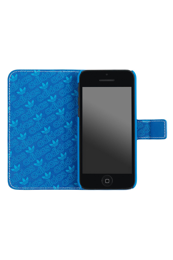 Housse pour iphone adidas etui folio cuir iphone 5 5s for Etui housse iphone 5