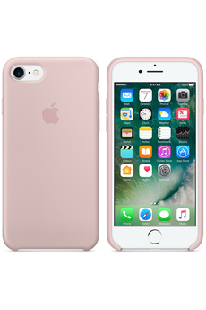 Housse pour iPhone CASE SIL IPH7 PINKSAND Apple