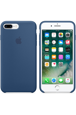 Coque de protection en silicone Pour iPhone 7 Plus