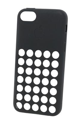 Housse pour iPhone Apple COQUE APPLE IPHONE 5C NOIR