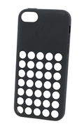 Apple COQUE APPLE IPHONE 5C NOIR