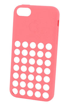 Housse pour iPhone COQUE APPLE IPHONE 5C ROSE Apple
