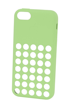Housse pour iPhone COQUE APPLE IPHONE 5C VERT Apple