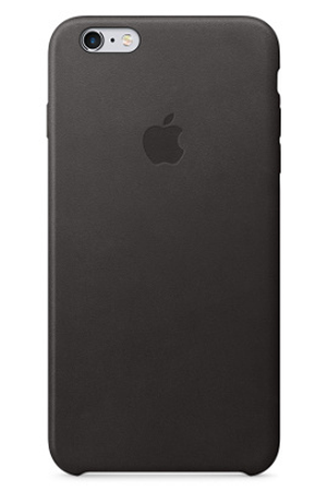 coque iphone 6 noir brillant