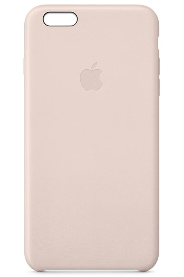 Coque Cuir Taupe Iphone X