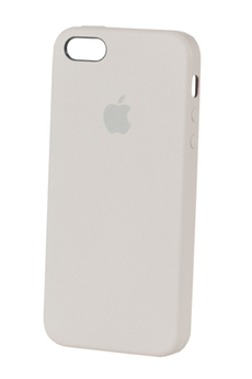 Housse pour iPhone Coque iPhone 5/5S Beige Apple