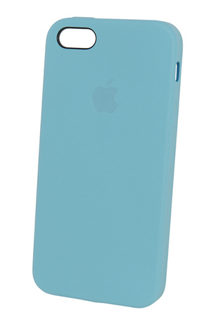 coque bleu iphone 5