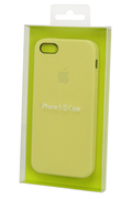 Apple Coque iPhone 5/5S Jaune