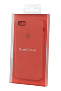 Apple Coque iPhone 5/5S Rouge