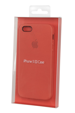 apple coque iphone 5s rouge t1312121400860A 210026634