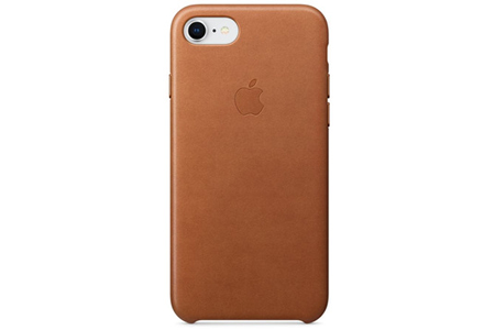 coque en cuir iphone 8