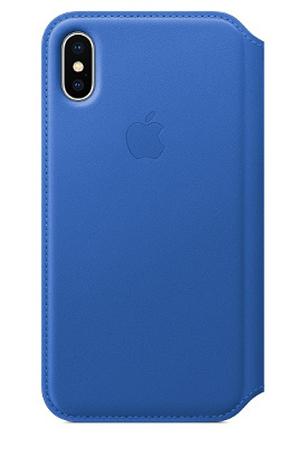 coque iphone x apple cuir original
