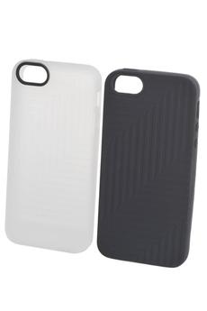 Housse pour iPhone Belkin Pack de 2 housses pour iPhone 5/5S