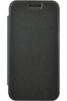 Housse pour iPhone ETUI FOLIO CRYSTAL NOIR POUR IPHONE 7+ Bigben