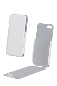 Housse pour iPhone ETUI SLIM BLANC IPHONE 5/5S Blueway