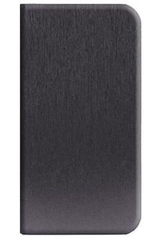 Housse pour iPhone ETUI SLIM FOLIO NOIR Blueway