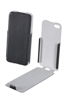 Housse pour iPhone Etui slim noir iPhone 5/5S Blueway
