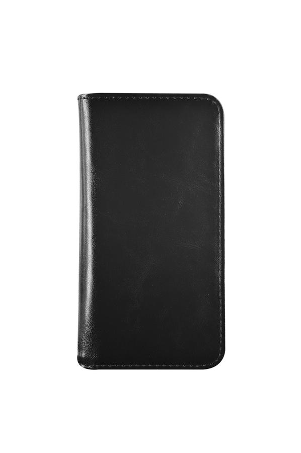 Housse pour iphone blueway etui folio magnet noir pour for Housse ipod shuffle