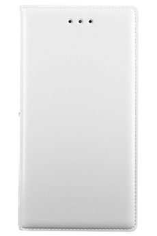 Housse pour iPhone ETUI FOLIO BLANC IPHONE 6 PLUS Blueway
