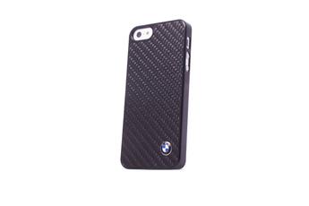 Housse pour iPhone Coque Noire Carbon BMW pour iPhone 5/5S Bmw