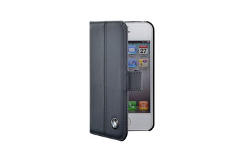Housse pour iPhone Etui Folio Signature BMW pour iPhone 4/4S Bmw