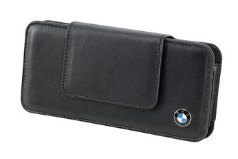 Housse pour iPhone ETUI NOIR TAILLE S BMW Bmw