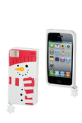 Case-mate Coque Bonhome de neige iPhone 4/4S