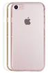 Housse pour iPhone PACK COQUE DE PROTECTION + 3 BUMPER ROSE POUR IPHONE 7 Case Scenario