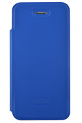 Colorblock ETUI FOLIO BLEU POUR IPHONE 4/4S