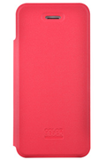 Colorblock ETUI FOLIO ROUGE POUR IPHONE 4/4S