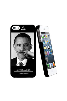 Housse pour iPhone Coque Obama pour iPhone 5/5S Eleven Paris