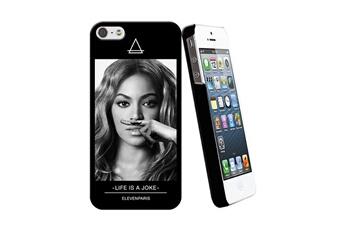 Housse pour iPhone Coque Beyonce pour iPhone 5/5S Eleven Paris