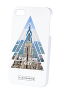Eleven Paris Coque New-York iPhone 4/4S
