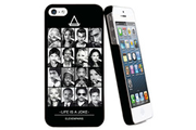 Eleven Paris Coque ALL FACES pour iPhone 5/5s