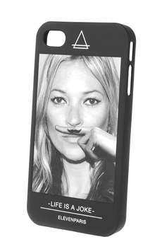 Housse pour iPhone COQUE KATE IPHONE 4/4S Eleven Paris