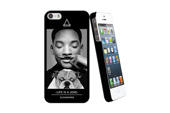 Housse pour iPhone Coque Will Smith pour iPhone 4/4S Eleven Paris